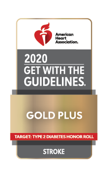 Get with the Guidelines® Stroke Gold Plus