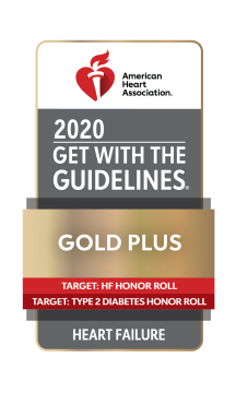 Get with the Guidelines® Heart Failure Gold Plus